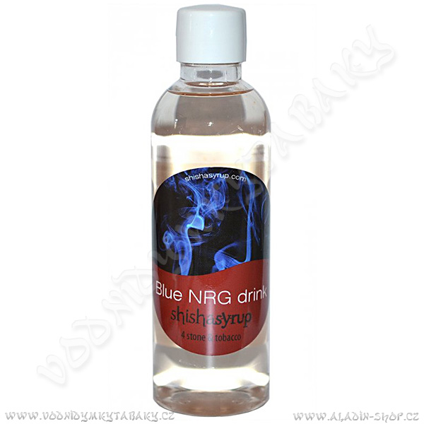 Melasa ShishaSyrup Blue NRG Drink 100 ml