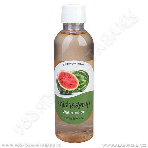 Aromatická kapalina ShishaSyrup Vodní meloun 100 ml