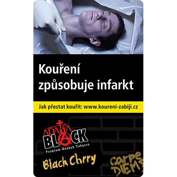 Tabák Adalya Black Chrry 50 g