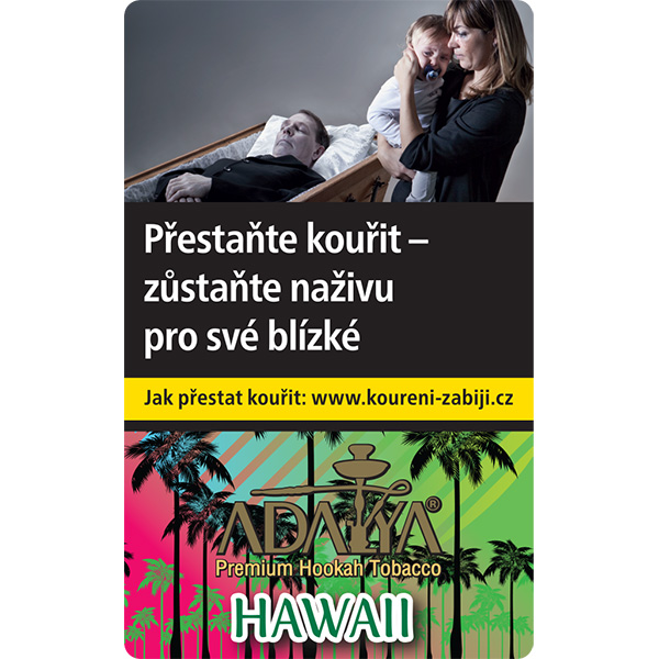 Tabák Adalya Hawaii 50 g
