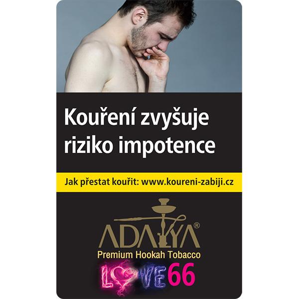 Tabák Adalya Love 66 50 g