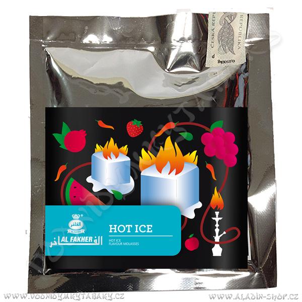 Tabák do vodní dýmky Al Fakher SE Hot Ice 50 g