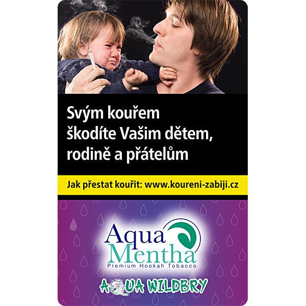 Tabák Aqua Mentha Wildbry 50 g