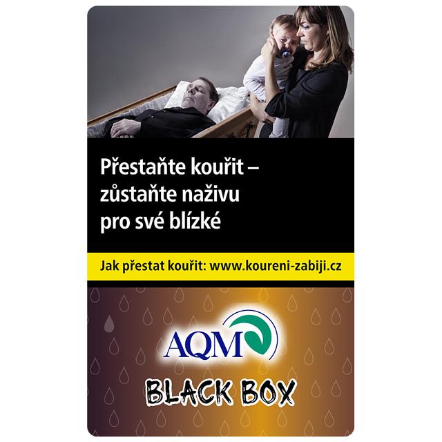 Tabák Aqua Mentha Black Box 50 g