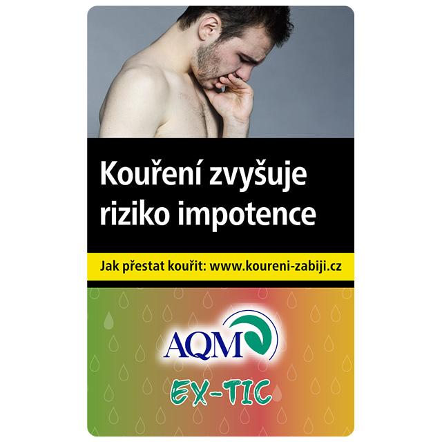 Tabák Aqua Mentha Ex-Tic 50 g