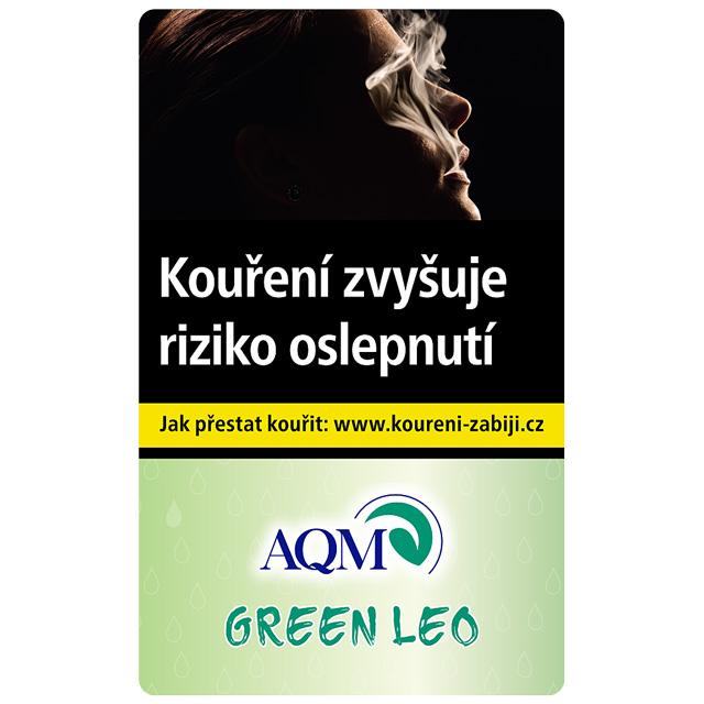 Tabák Aqua Mentha Green Leo 50 g