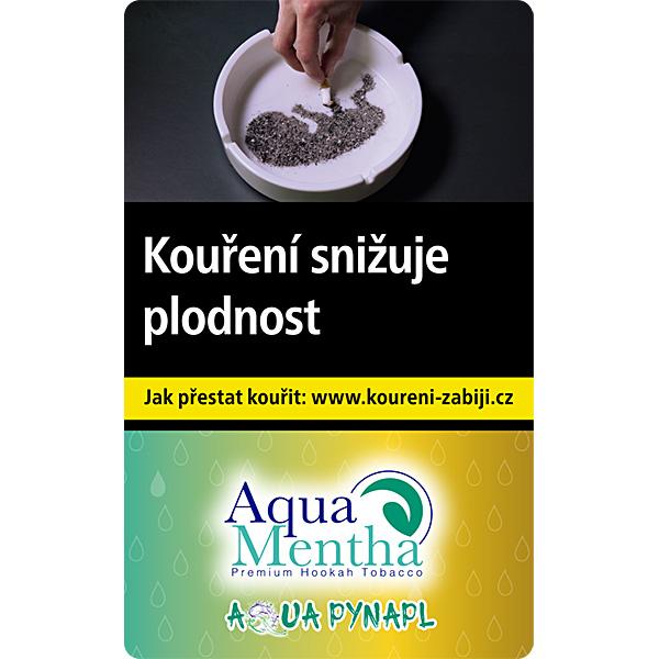 Tabák Aqua Mentha Pynapl 50 g