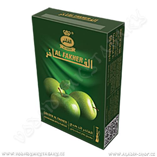 Tabák do vodní dýmky Eskandarani jablko Gold Al Fakher 50 g