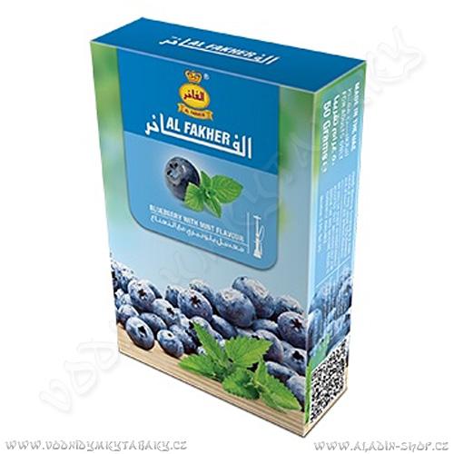 Tabák do vodní dýmky Borůvka s mátou Al Fakher 50 g
