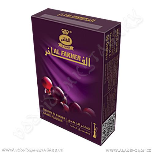 Tabák do vodní dýmky Černý hrozen Gold Al Fakher 50 g
