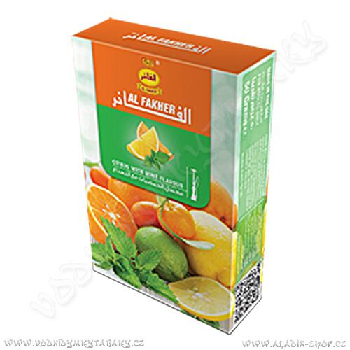 Tabák do vodní dýmky Citrus s mátou Al Fakher 50 g