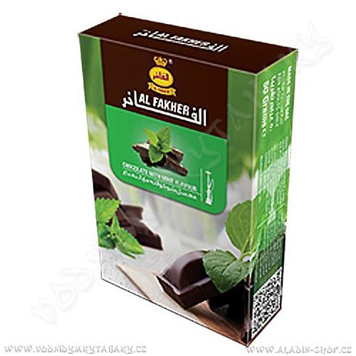 Tabák do vodní dýmky Čokoláda s mátou Al Fakher 50 g