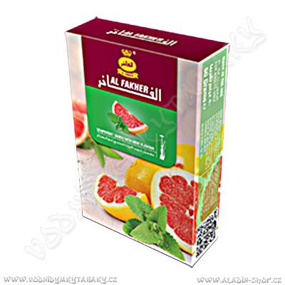 Tabák do vodní dýmky Grep a Máta Al Fakher 50 g