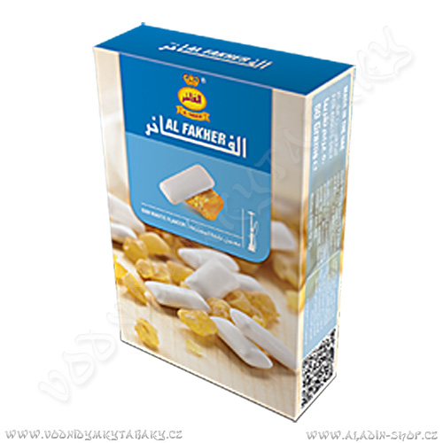Tabák do vodní dýmky Gum Mastic Al Fakher 50 g
