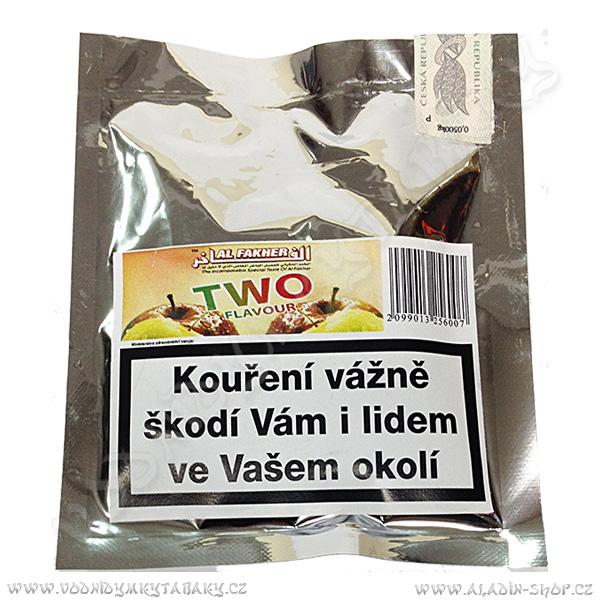Tabák do vodní dýmky Al Fakher Herbal Dvě jablka 50 g