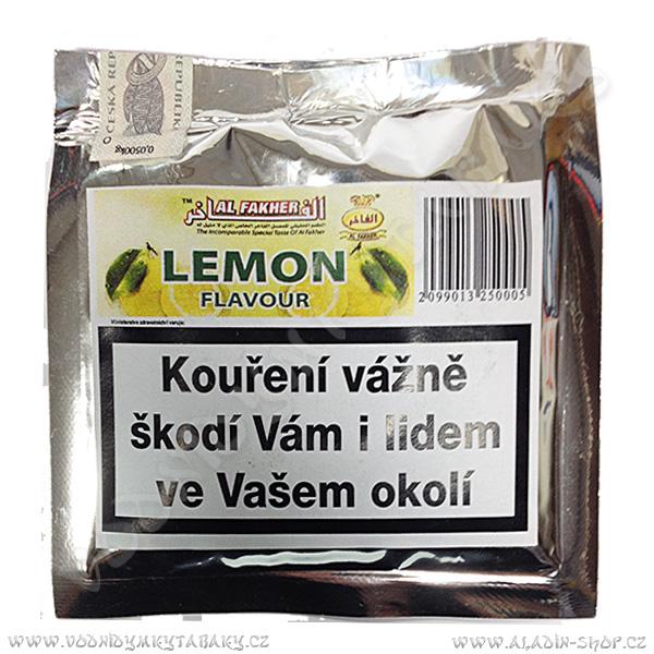 Tabák do vodní dýmky Al Fakher Herbal Citron 50 g