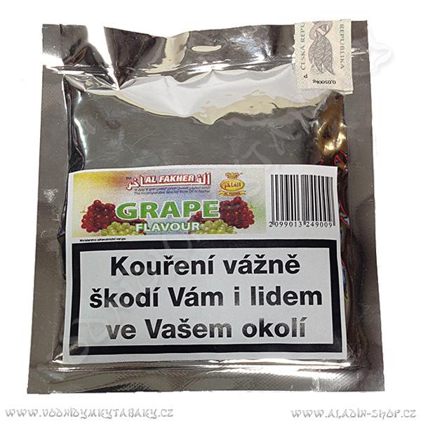 Tabák do vodní dýmky Al Fakher Herbal Hrozen 50 g