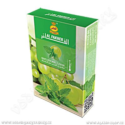 Tabák do vodní dýmky Hrozen s Mátou Al Fakher 50 g