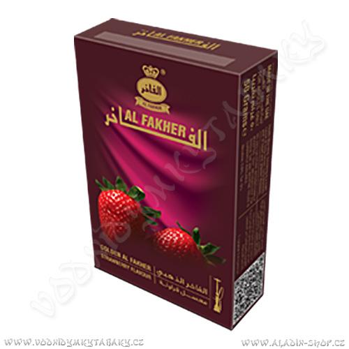Tabák do vodní dýmky Jahoda Gold Al Fakher 50 g