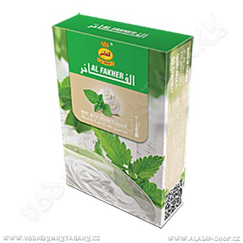 Tabák do vodní dýmky Máta se smetanou Al Fakher 50 g