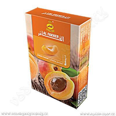 Tabák do vodní dýmky Meruňka Al Fakher 50 g