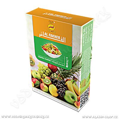 Tabák do vodní dýmky Ovocná směs Kokteil Al Fakher 50 g