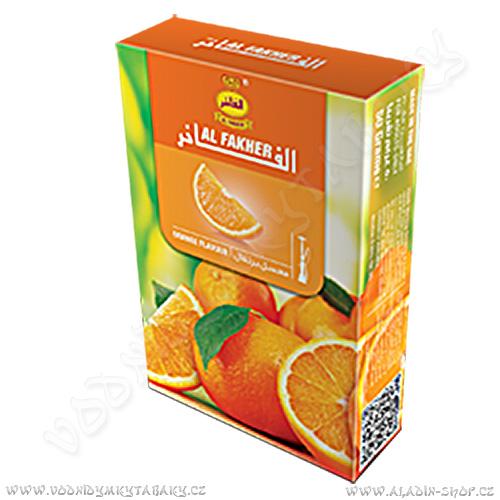 Tabák do vodní dýmky Pomeranč Al Fakher 50 g