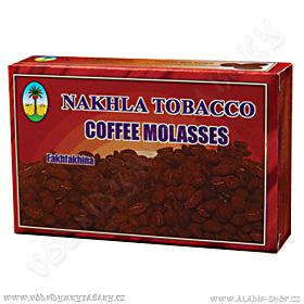 Tabák do vodní dýmky Káva Nakhla 50 g