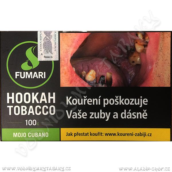 Tabák Fumari Mojo Cubano 100 g