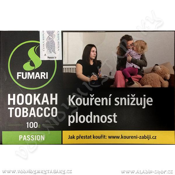 Tabák Fumari Passion 100 g
