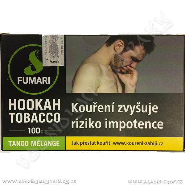 Tabák Fumari Tango Mélange 100 g