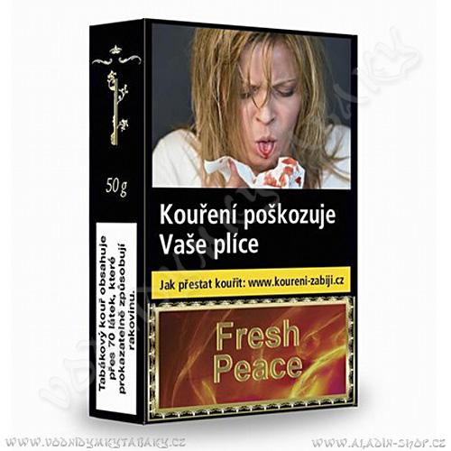 Tabák do vodní dýmky Golden Pipe Fresh Peace 50 g