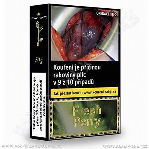 Tabák do vodní dýmky Golden Pipe Fresh Perry 50 g