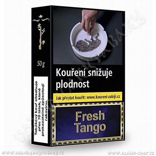 Tabák do vodní dýmky Golden Pipe Fresh Tango 50 g