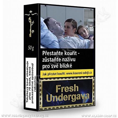 Tabák do vodní dýmky Golden Pipe Fresh Undergava 50 g