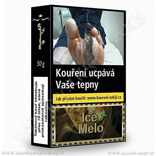 Tabák do vodní dýmky Golden Pipe Ice Melo 50 g