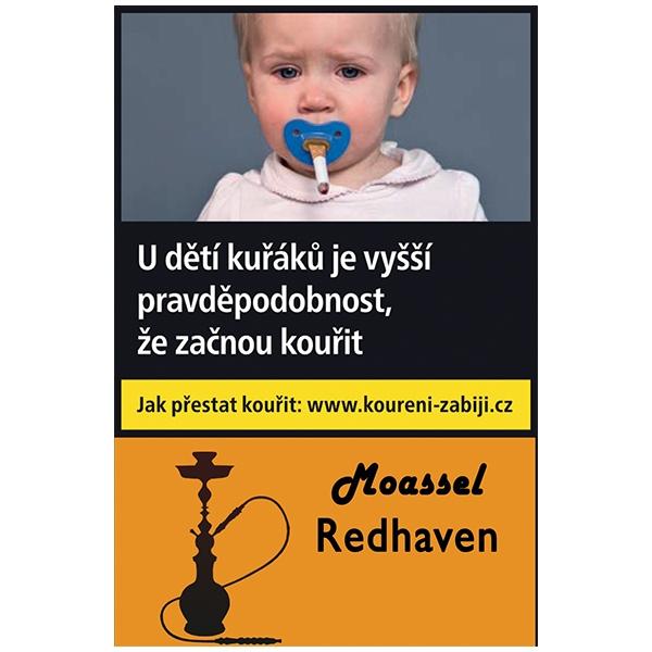 Tabák do vodní dýmky Redhaven Moassel 50 g