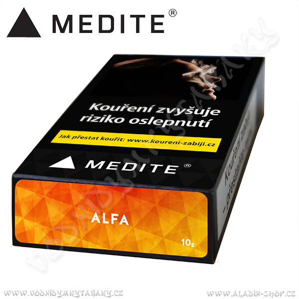 Tabák do vodní dýmky Medite Alfa 10 g Gastro