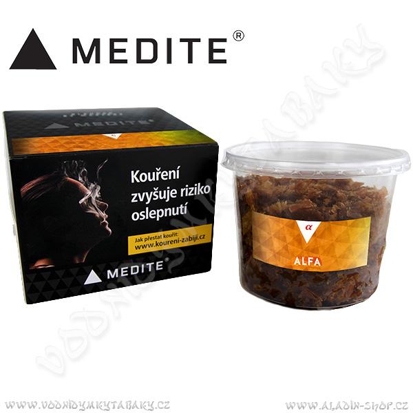 Tabák do vodní dýmky Medite Alfa 250 g