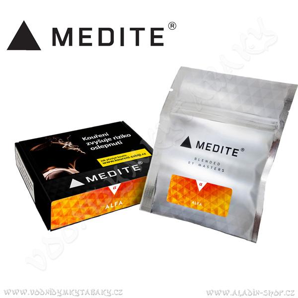 Tabák do vodní dýmky Medite Alfa 50 g