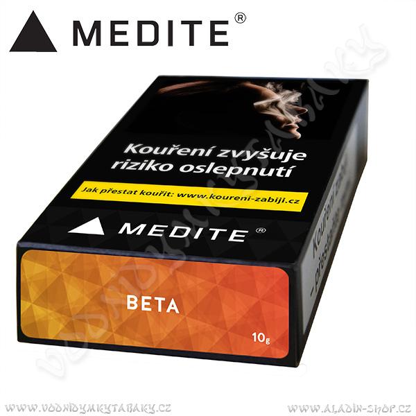 Tabák do vodní dýmky Medité Beta 10 g Gastro