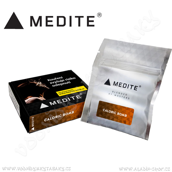 Tabák Medité Fusion Caloric bomb 50 g