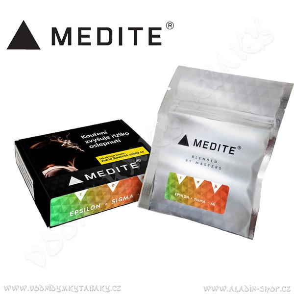 Tabák do vodní dýmky Medité Sigma Epsilon Mí 50 g