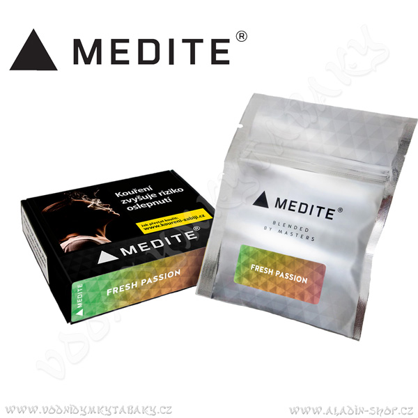 Tabák Medité Fusion Fresh passion 50 g