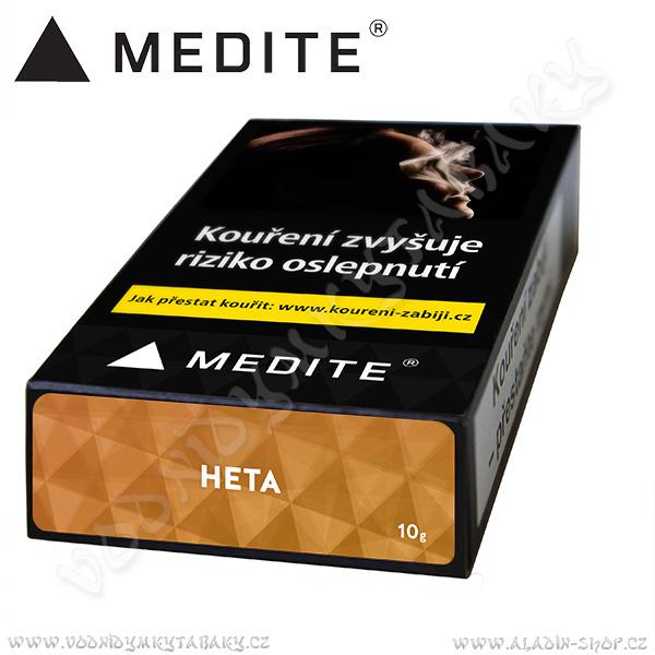 Tabák do vodní dýmky Medité Heta 10 g Gastro