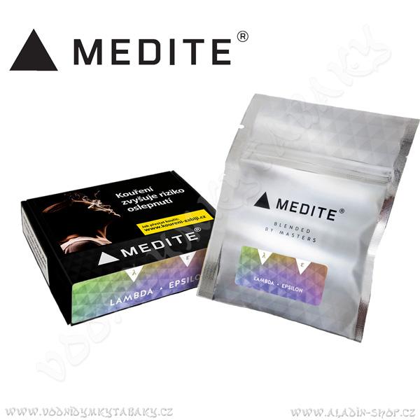 Tabák do vodní dýmky Medité Lambda Epsilon 50 g