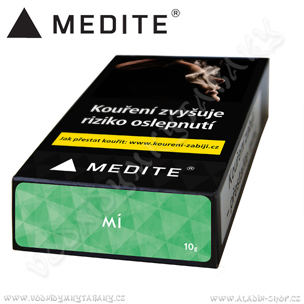 Tabák do vodní dýmky Medité Mí 10 g Gastro