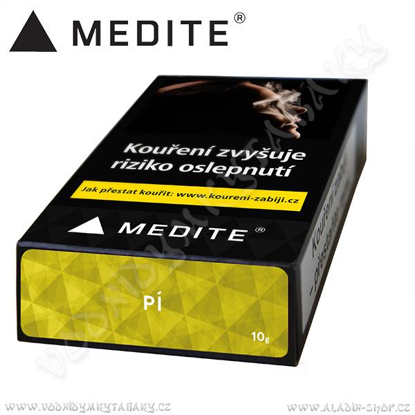 Tabák do vodní dýmky Medité Pí 10 g Gastro
