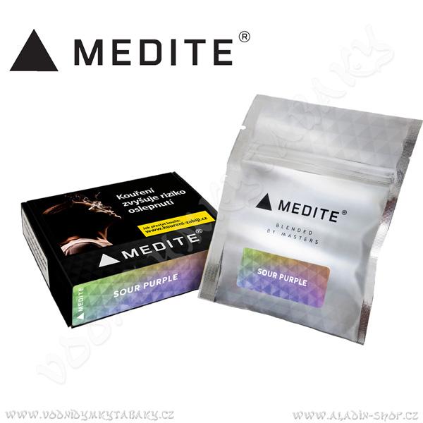 Tabák Medité Fusion Sour purple 50 g
