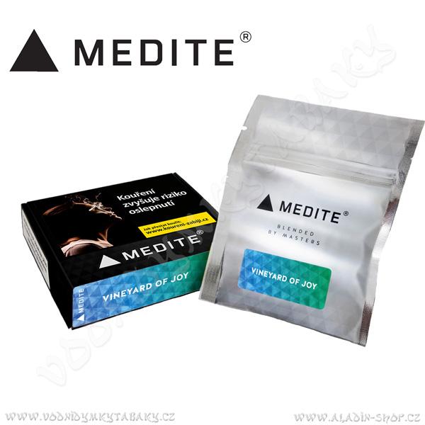 Tabák Medité Fusion Vineyard of joy 50 g
